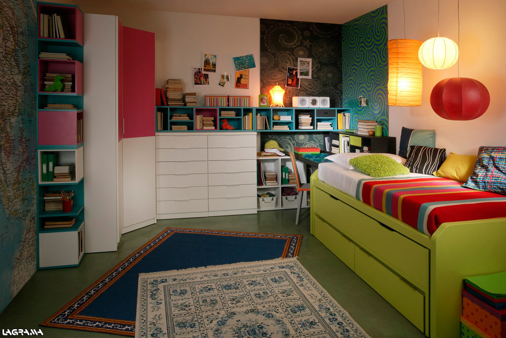 Camas compacto de 105 for Dormitorios con cama de 105