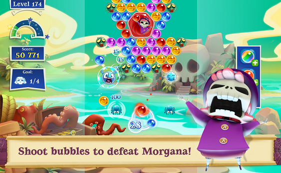 Download Bubble Witch 2 Saga Android Game APK (Game Santai) Free