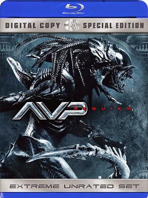 Aliens vs Predator Requiem 2007 Dual Audio DD 5.1 720 BRRip 950mb