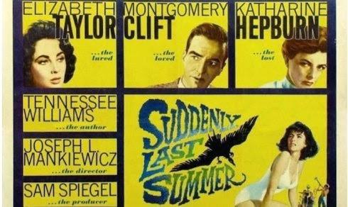 De repente, el último verano, película
