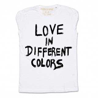 love in differen colors