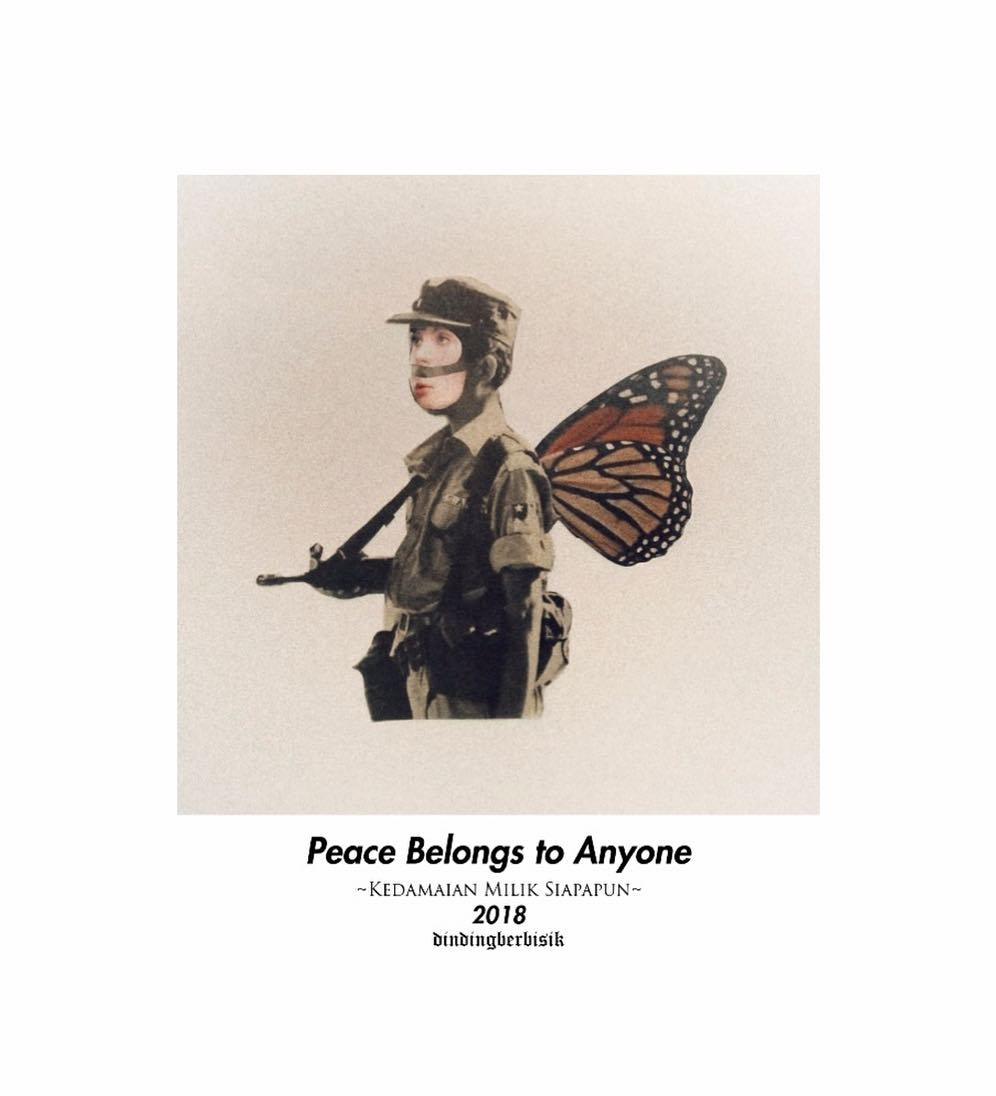 Peace Belongs to Anyone