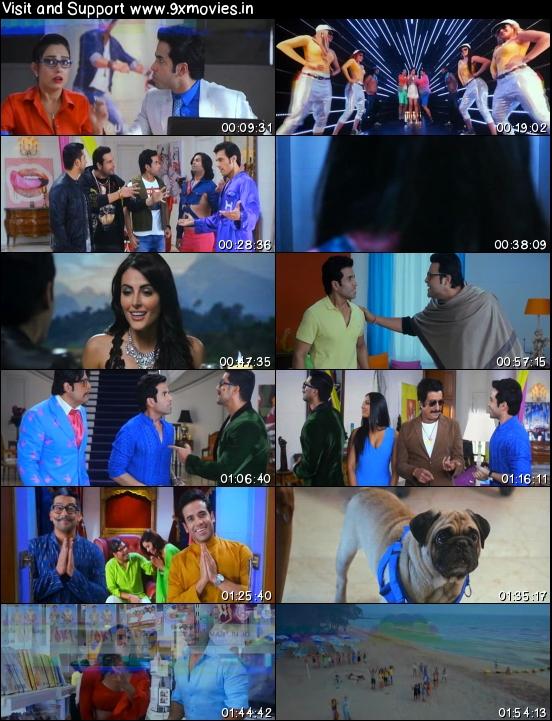 Kyaa Kool Hain Hum 3 2016 Hindi DVDScr XViD 700mb