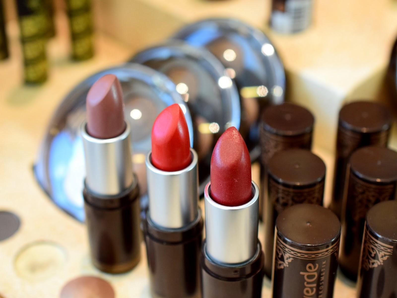 Alverde Oriental Bazaar LE Lippenstifte