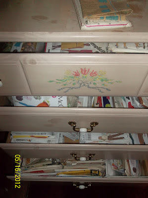 Pattern storage dresser sewplus.blogspot.com