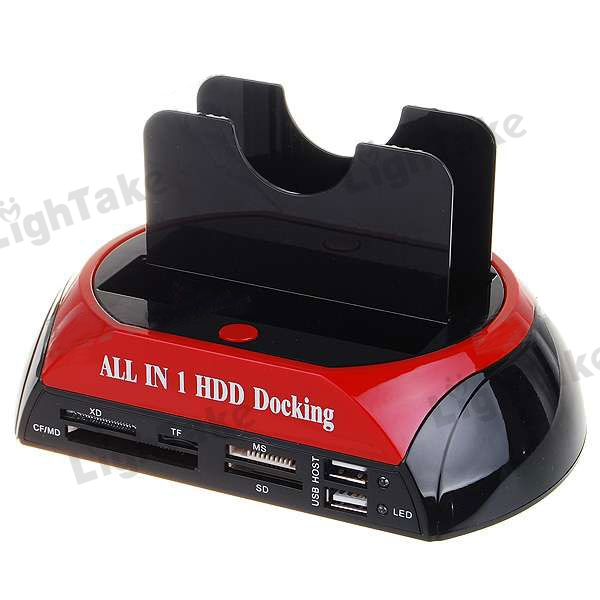 all in one hdd docking instructions