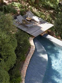model piscina