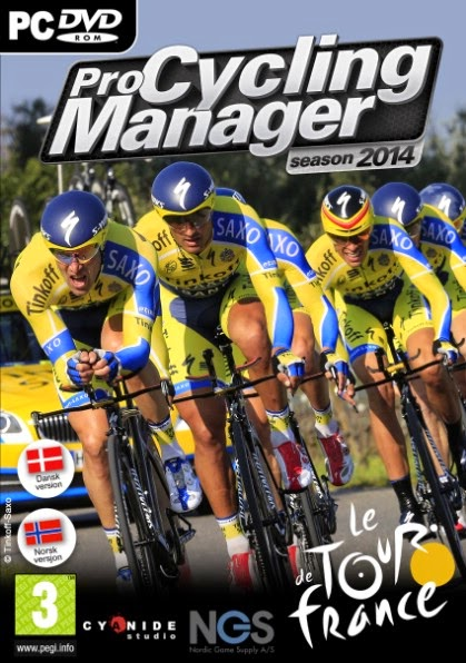 Pro Cycling Manager 2014 Full Torrent İndir