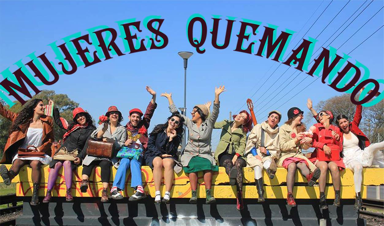 Mujeres Quemando