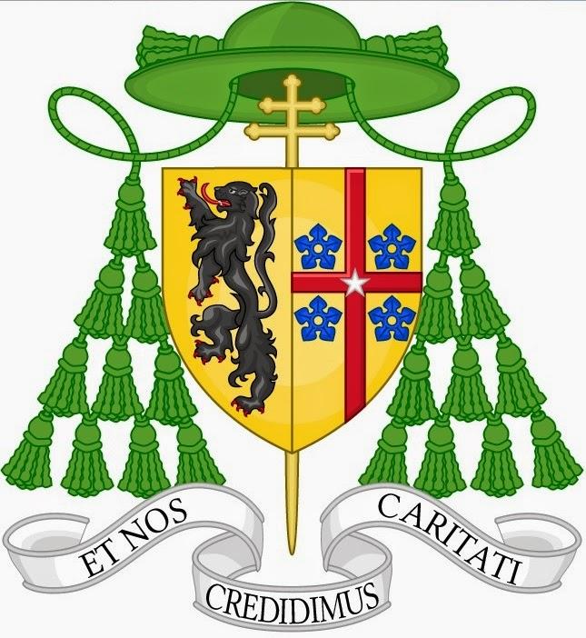 Brasão de Armas - Mons. Lefebvre