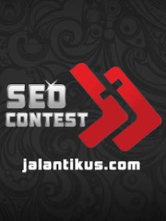 Kontes Seo JALAN TIKUS 2013