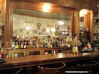 Brown Bear Cafe bar