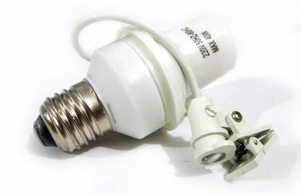 Jual fitting lampu otomatis