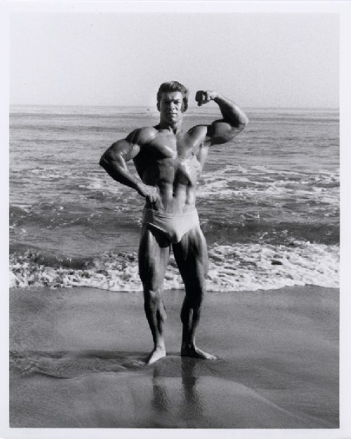Male physique vintage erotica doug courtney