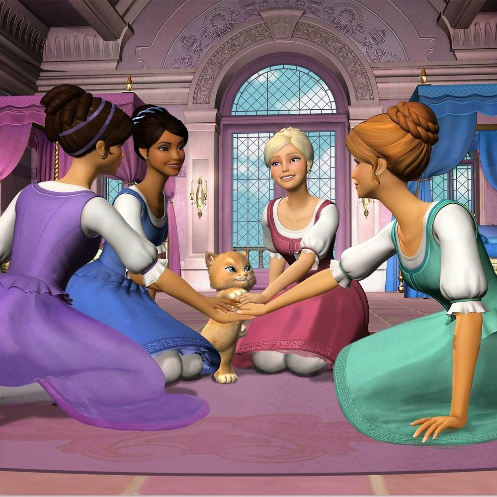 Watch Barbie and the Three Musketeers (2009) Full Movie Online | Barbie Watch Online Movies