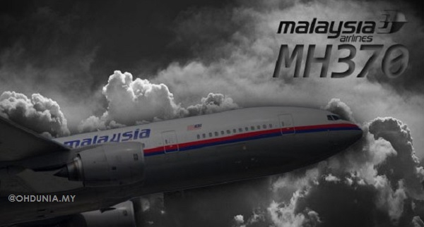 Polis Sabah Masih Siasat Kesahihan Laporan Bangkai #MH370 Ditemui