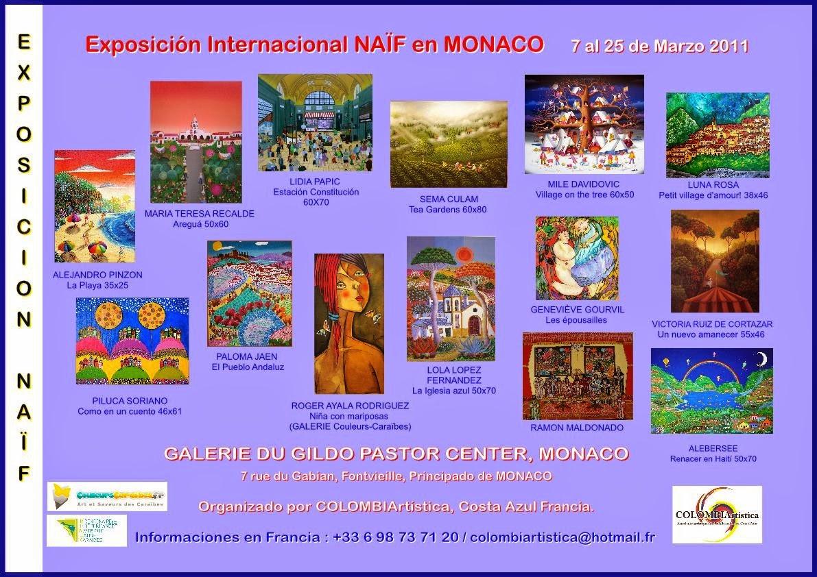 ART NAÏF MONACO 2011