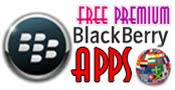 Free Premium Blackberry Smartphone Apps