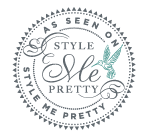{style me pretty}