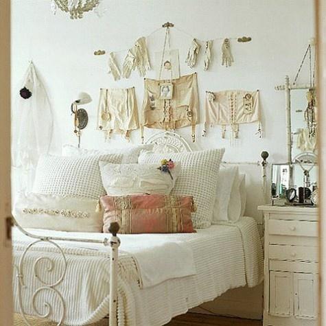 Dise os de dormitorios vintage decorar tu habitaci n - Decoracion vintage dormitorios ...