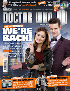 Doctor Who Magazine #458