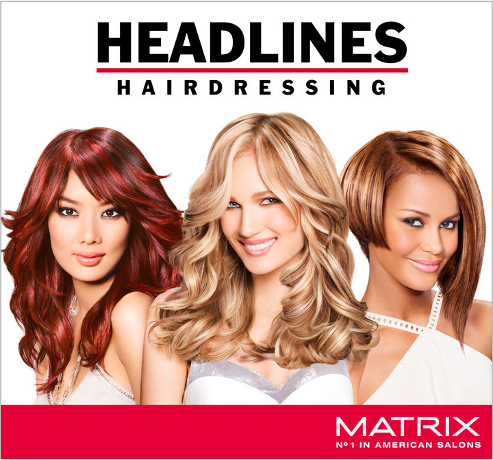 headlines hairdressing discount