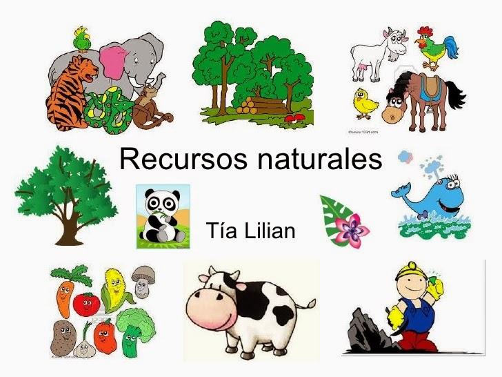 Los recursos naturales for Recurso clausula suelo
