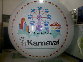 Balon Udara Promosi Carnaval 3