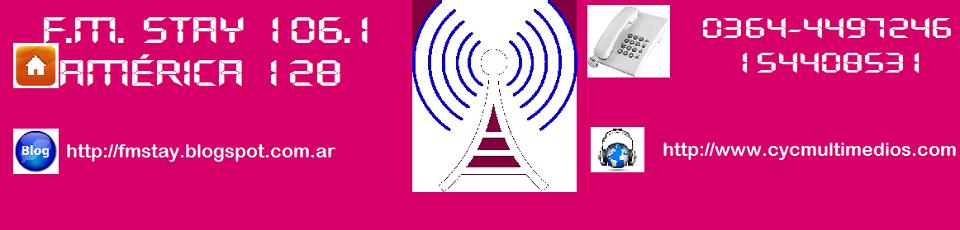 FM STAY 106.1 Mhz