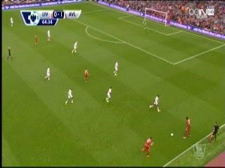 اهداف مباراة  ليفربول واستون فيلا 0-1  || 13-09-2014 || الدورى الانجليزى  Aston Villa vs Liverpool