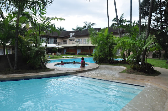Marco Hotel Swimming Pool