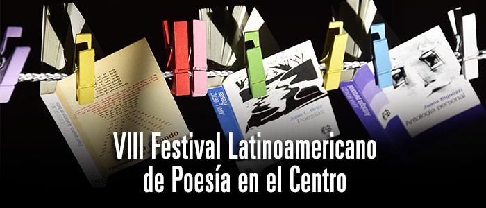 Festival de Poesía en el Centro