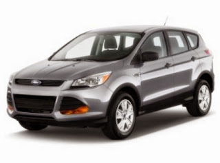 2014 Ford Escape Titanium AWD Review