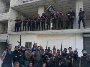 """Revolusi """"Indah"""" Suriah"""