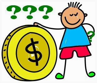 Kids Learning Money