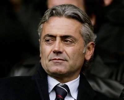 Franco Baldini not leaving Tottenham