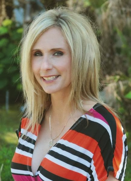 Author Sherry Frith