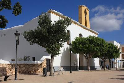 Santa Gertrudis de Fruitera in Ibiza