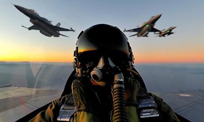 """Ακούστε """"Τα Μπινελίκια"""" των Ελλήνων πιλότων στις αερομαχίες με τους Τούρκους [BINTEO]"""