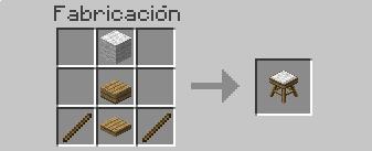Minecraft en txt c mo hacer muebles con bibliocraft mod for Como hacer muebles en minecraft