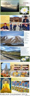 Karuna-Kalender 2016 - Rangjung Public School, Ladakh (Dörte Kamarid)
