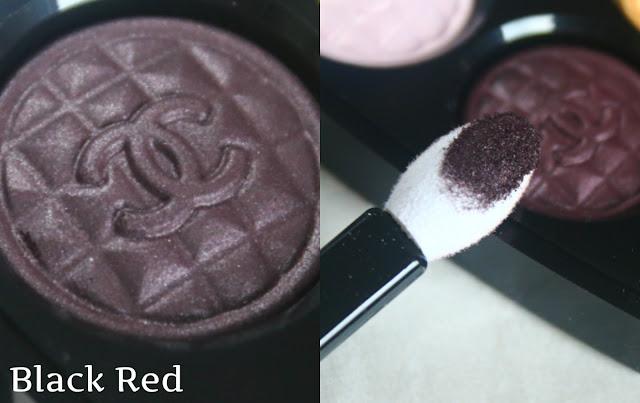 фиолетовые тени для век