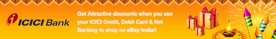 Ebay discount coupon 2018 icici bank