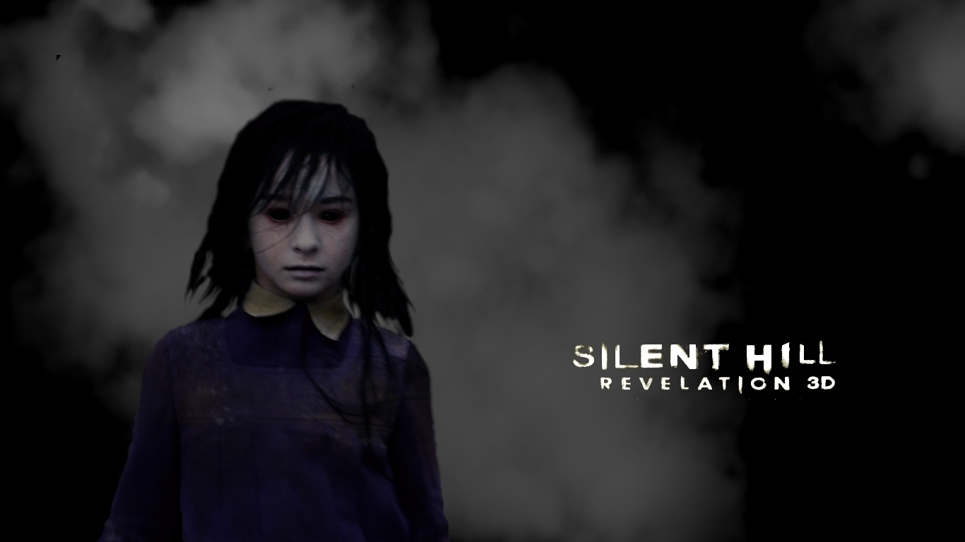 Rendered Bits Silent Hill Revelation Wallpaper