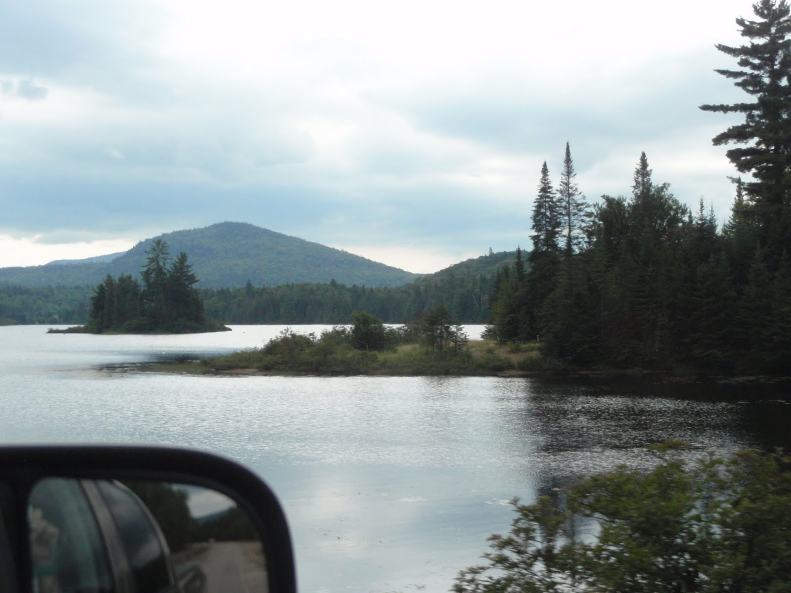 Parc National due Mont Tremblant