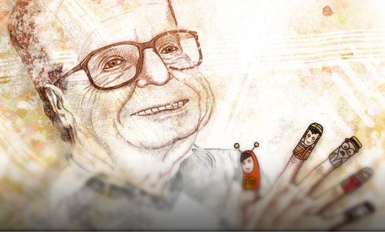 Ilustración, Chespirito de Andrés Sánchez Duarte