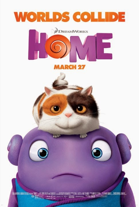 Ver Home: No hay lugar como el hogar (2015) Online