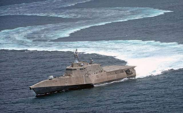 Military News - Navy changes course, sends LCS to Hawaii for RIMPAC