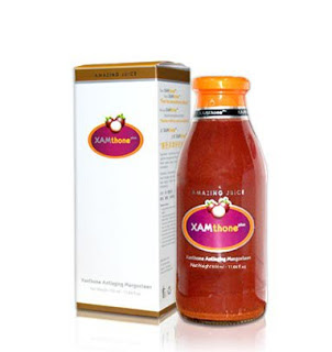 Harga obat herbal xamthone plus
