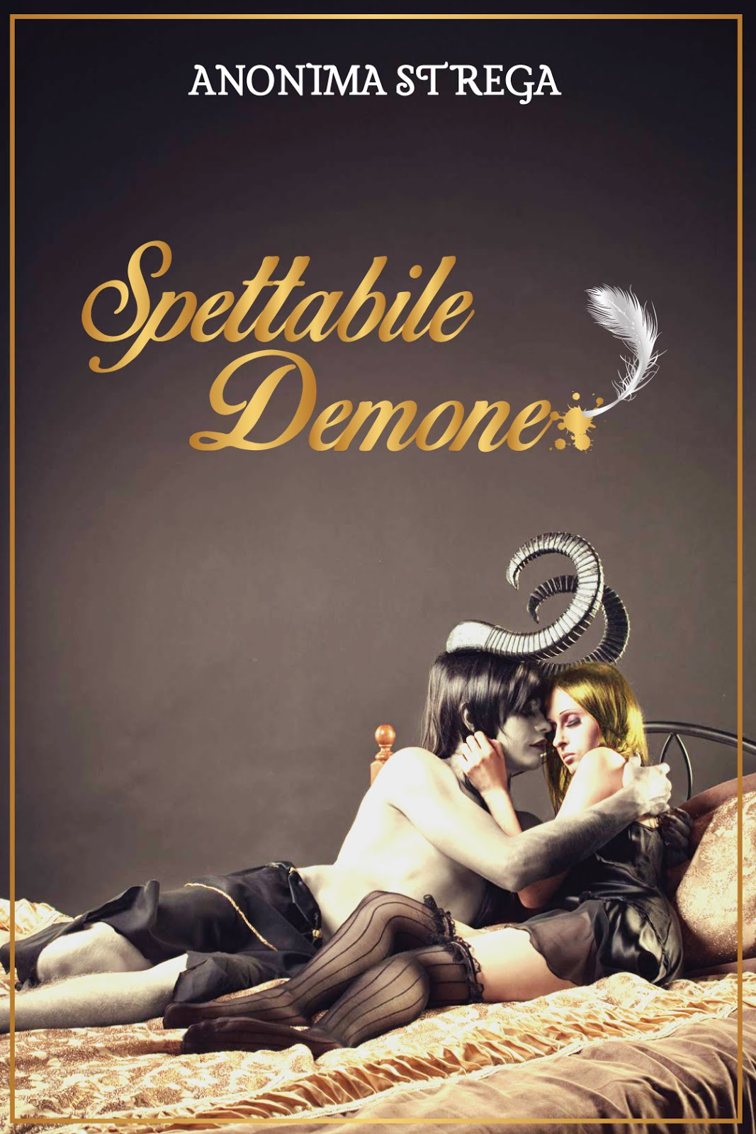 Spettabile Demone - Urban Fantasy/Paranormal Romance